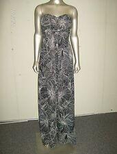 Jessica Simpson Women's Maxi Dress Vigne Floral Size 8