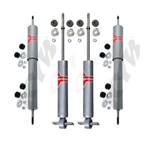 Genuine KYB 4 Heavy Duty Upgrade SHOCKS CHECKER MARATHON 74 75 76 77 78 79 - 82