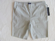 Not Your Daughters Jeans NYDJ Tummy Tuck Sand Dollar Sateen Shorts Size 14w