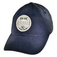 New York Yankees American Needle MLB Rebound Cotton Crew Adjustable Hat