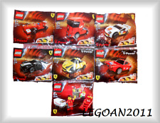 LEGO® FERRARI SHELL V-Power Car wie Speed Champion 30190 - 30196 Auto Polybag