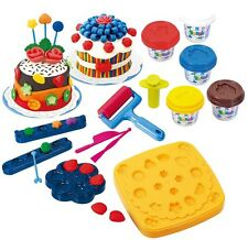 Play Dough LITTLE CAKE Set by Playgo ~NEW~