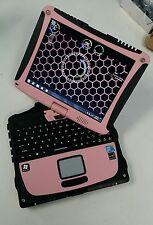 Panasonic Toughbook CF-19 MK3  Intel Core 2 Duo Pink! Windows 7Pro, 160Gb GPS