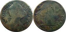 1783 George Washington Georgius Triumpho cent, Baker 7, Nice Fine example!