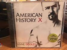 SEALED American History X Score  by Anne Dudley (CD, Nov-1998, EMI Angel (USA))