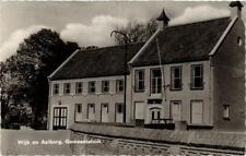 CPA Wijk en Aalburg Gemeentehuis NETHERLANDS (728699)