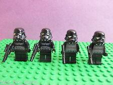 genuine LEGO STAR WARS rare SHADOW STORMTROOPER minifigure FIGURE LOT SET 336