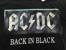AC/DC - BACK IN BLACK  ( Official Merchandise)