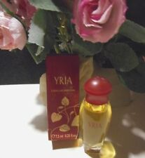 "Yves Rocher presents ""YRIA""  vintage Eau de Parfum 0.25 FL.OZ. or 7,5ml."
