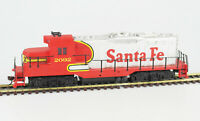 WALTHERS 113 Spur H0 US-Diesellok GP9M, Santa Fe, # 2092