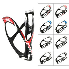 Mtb Mountain Road Bike Bicycle Water Bottle Holder Rack Cage 25g Carbon Fiber 3K