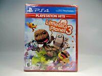 LittleBigPlanet 3 (PlayStation 4, 2019) * NEW *