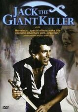 Jack the Giant Killer- RARE DVD- BRAND NEW (OD-05-81211 / OD-209)