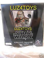 2008 Gentle Giant Airborne Trooper Bust Star Wars Shop Exclusive  Limited 3000