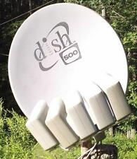 Best LNB BRACKET Dish 500 5 satellites on1dish FTA LNBF