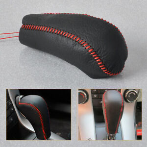 Leather Automatic Gear Shift Knob Cover fit for Chevrolet Holden Cruze 09-15 Em