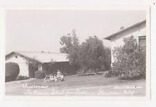 Rppc,Glendora,Ca.Brown School for Girls,Auditorium,etc.San Gabriel Valley,c.1945