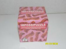 Impossipuzzle Streaky Bacon 100 Piece Jigsaw Puzzle Challenging New Sealed
