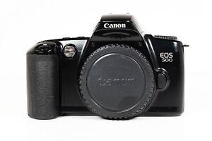 Canon EOS 500 35mm SLR Film Camera Body Only - Auto Focus Film SLR camera