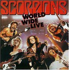 Scorpions - World Wide Live [New CD] Rmst