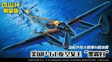 GreatWall S4807 1/48 Northrop P-61A w/Ground Attack weapons & Droptanks