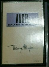 Lot of 2 Angel EDT By Thierry Mugler Wom 2x0.04 oz./1.2 ml. Spray France Sample