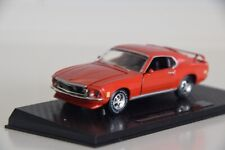 ROAD CHAMPS FORD MUSTANG 1969 RED OPENING PARTS NEW 1:43