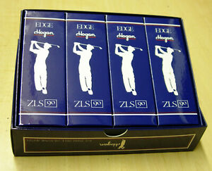 NOS (New Old Stock)  Hogan Edge ZLS Wound Golf Balls 90 Compression 12 Balls