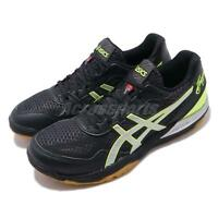 Asics Rote Japan Lyte FF Black Gum Men Volleyball Badminton Shoes 1053A002-016