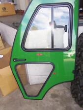NEW CURTIS CAB DOOR LEFT FOR JOHN DEERE 1025R WITH BLEMISH METAL WITH GLASS