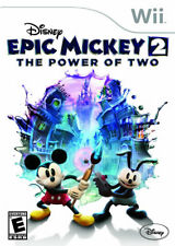 Disney Epic Mickey 2: The Power of Two WII New Nintendo Wii, Nintendo Wii