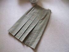 Aquascutum Calf Length Check Skirts for Women