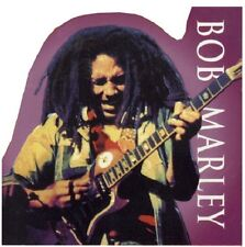 BOB MARLEY Playing Guitar Vinyl Sticker Rock Official Merchandise