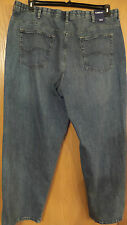 "Mens Lee Classic Fit Prewash Blue Jeans 44"" Waist ,34"" Length. Comfort Waistband"