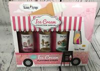 Jordan's Skinny Syrups Ice Cream Flavored Syrup Collection Sampler Set Exp 7/21