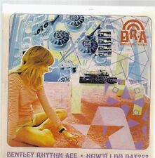 BRA Bentley Rhythm Ace How'd I Do Dat??? 1 track promo in card UK CD Single
