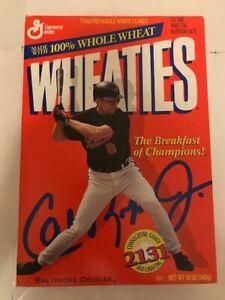 Cal Ripken Jr Wheaties Box - 1996 - Unopened - Baltimore Orioles