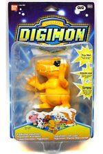 "DIGIMON Manga Anime Juguete AGUMON 5"" Figura Rara Pokemon Monsters"