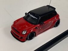 1/64 Timothy and Pierre Mini Cooper  Liberty Walk LB Performance in Red