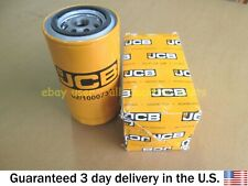 JCB BACKHOE - GENUINE JCB OIL FILTER (PART NO. 02/100073A)