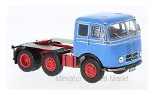 #tr006 - Ixo Mercedes LPS 333-bleu - 1960 - 1:43