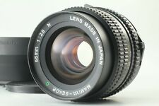 [Exc+5 w/Hood] Mamiya Sekor C 55mm f/2.8 N for M645 Super Pro TL From Japan