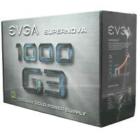 EVGA SuperNOVA 1000 G3 1000W 80 Plus Gold Modular Power Supply