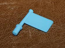 Playmobil pièce détachée petit drapeau bleu 3574 7872 canot bateau  ref mm