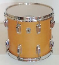 """Vintage Ludwig 12"""" Tom Natural Maple Thermogloss"""