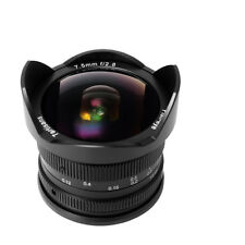 Obiettivo 7artisans 7.5mm f/2.8 fish-eye per Sony E