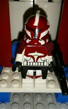 Lego Star Wars Custom Commander Captain Keeli Clone Wars Trooper