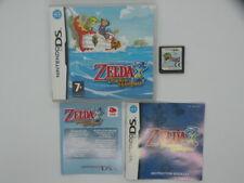Nintendo DS Game THE LEGEND OF ZELDA PHANTOM HOURGLASS - Complete FREE Shipping