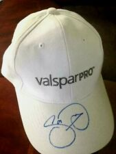 """AWESOME! UNIQUE! """"VALSPAR PRO"""" COLLECTIBLE GOLF HAT AUTOGR'D BY PGA STAR JASON"""