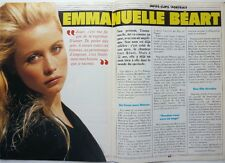 Mag rare 1988: EMMANUELLE BEART_CATHERINE DE MEDICIS